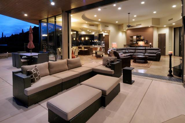 Desert Contemporary 751 contemporary-patio