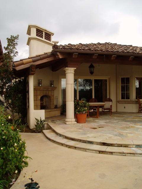 Design Build: Mediterranean Estate mediterranean-patio