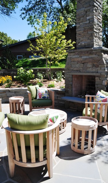 Detroit Lakes Residence contemporary-patio