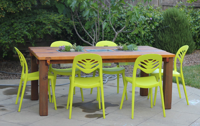 Dining Tables contemporary-patio
