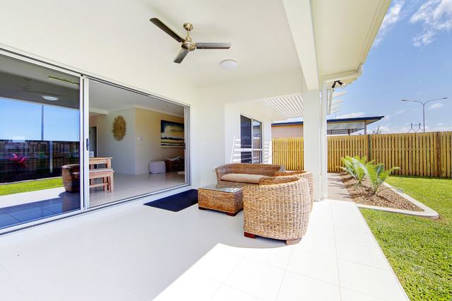 Display Home Quintell Sita Retreat North Shore Townsville Queensland Contemporary Patio