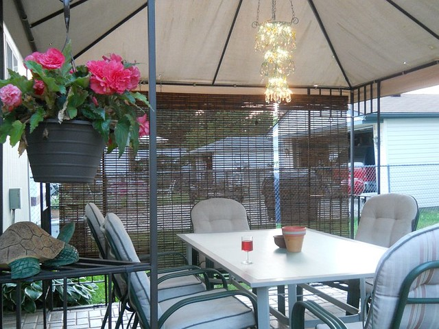 chandeliers outdoor plug in chandelier beautifuly gazebo