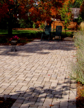 Driveways, Patios and Terraces traditional-patio
