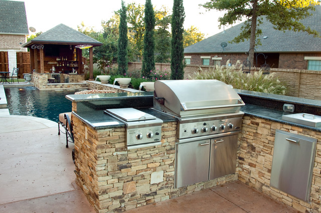 Phenomenal Dry Stack Custom Swimming Pool North Richland Hills Tx Gmtry Best Dining Table And Chair Ideas Images Gmtryco