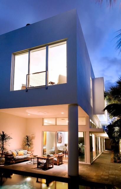 Duplex 1 Delray Beach Fl Modern Patio Other By