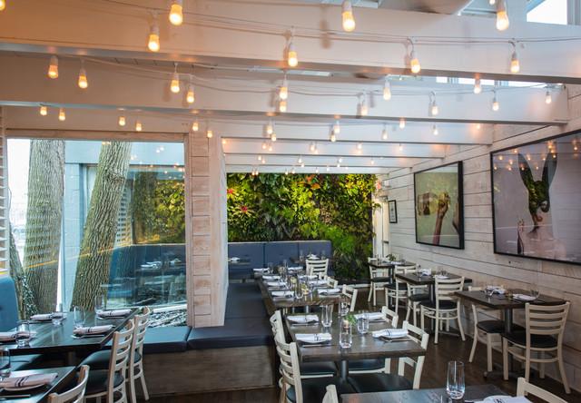 E+O Kitchen - Tropical - Patio - Cincinnati - by Urban Blooms