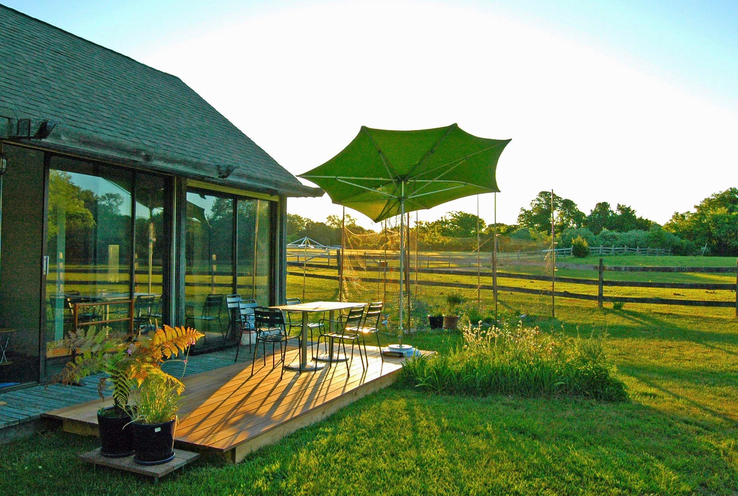 East Hampton Solar House