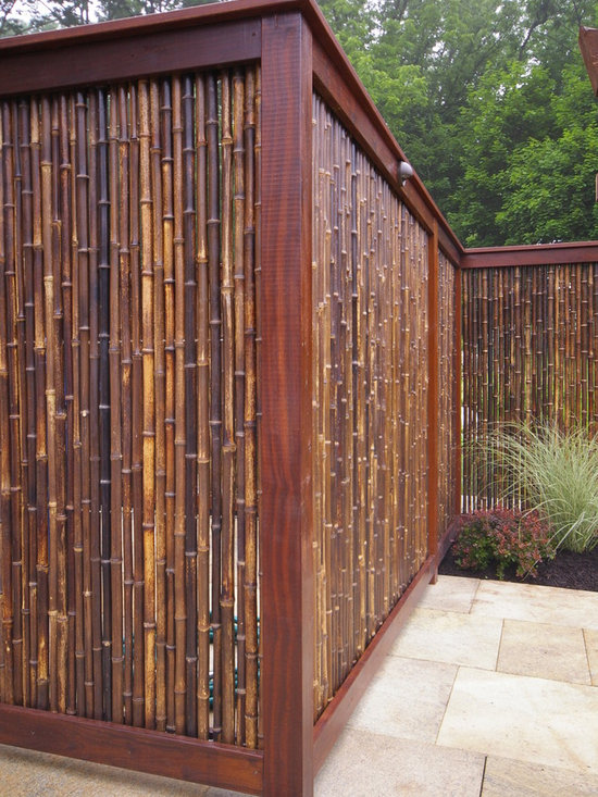 bamboo fencing design ideas pictures remodel and decor