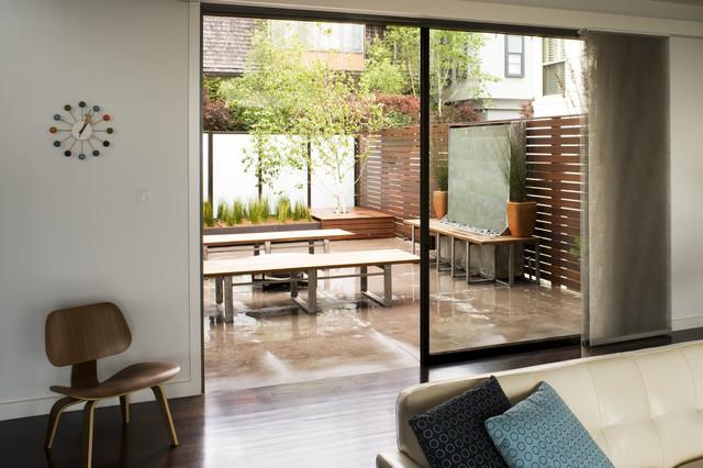 Eberhart midcentury-patio