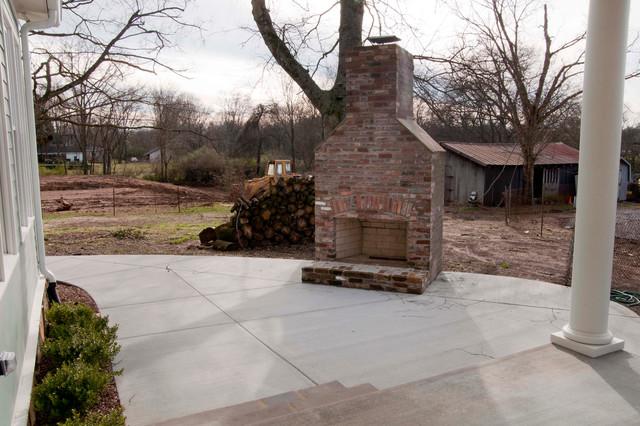 Eddy Lane Historic Remodel traditional-patio
