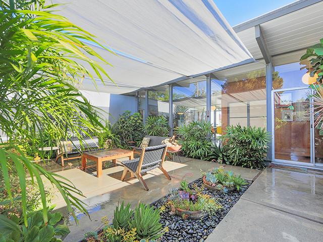 Eichler Home In Fairmeadows Southern California