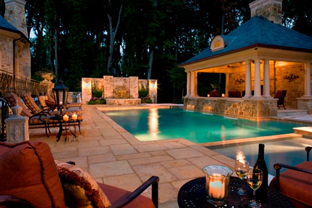 Elegant Backyards