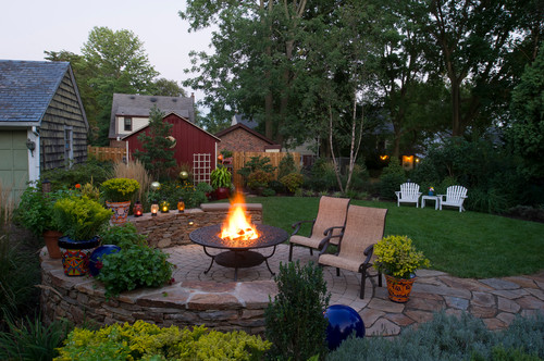 Ways To Get Privacy In Backyard create a secret enclave in your backyard for privacy | outdoor
