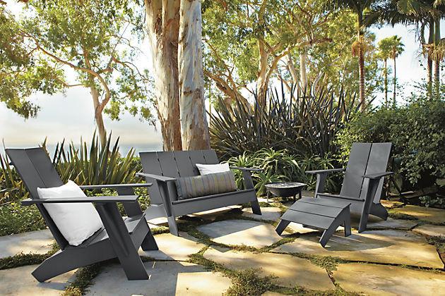 Emmet Sofa by R&B traditional-patio