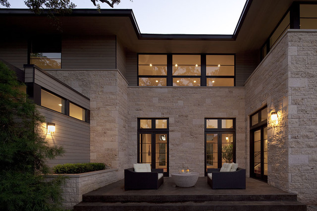 Enfield Residence contemporary patio