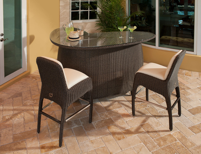 Enjoy the Outdoors! traditional-patio