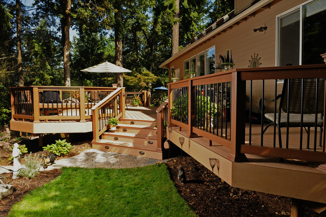 Entertainer S Delight Transitional Patio Other Metro