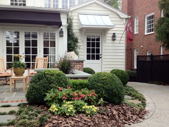 Entrance Canopy traditional-patio