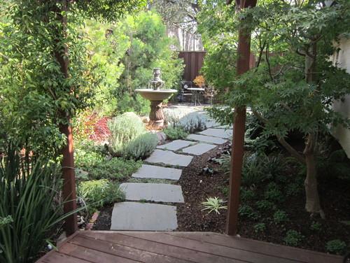 Entry to Secret Garden in Los Gatos, CA