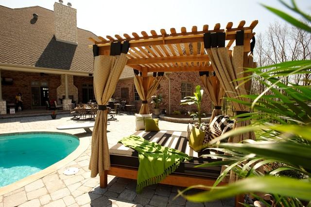 Escape To Mexico traditional-patio