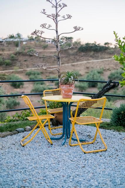 Espacios Nerja mediterraneo-patio