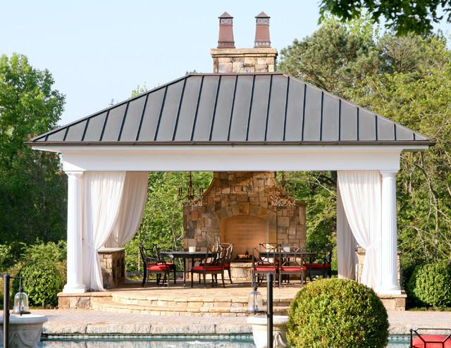 Estate Living traditional-patio