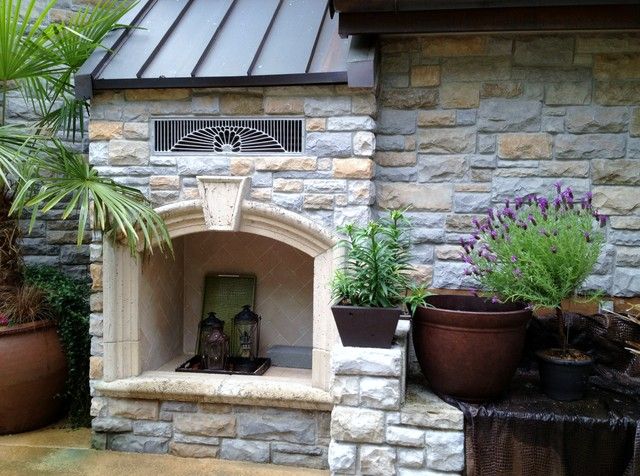 Residential Landscaping Upland : Estate remodel and addition traditional patio