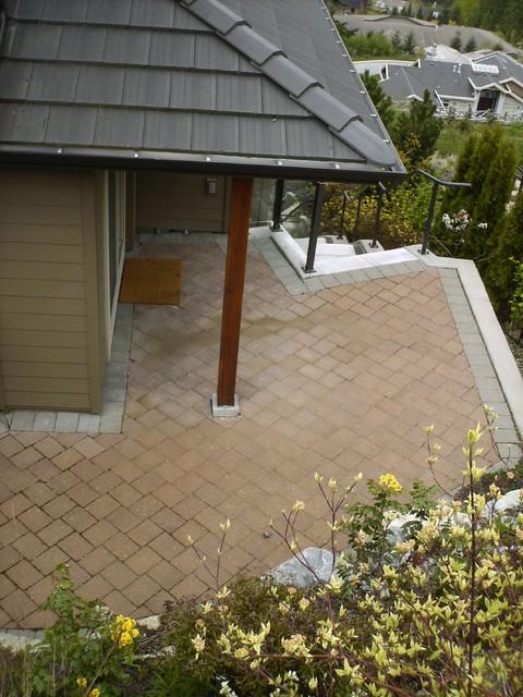 Etna Tile and Stone Photos contemporary-patio