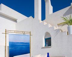 exterior mediterranean-patio