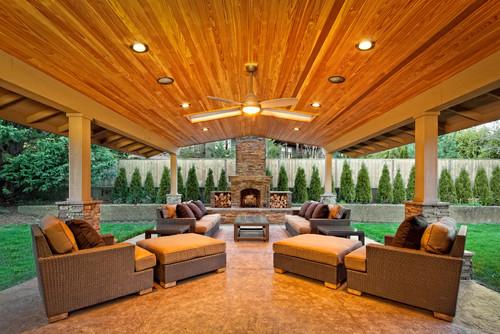 Marvelous Is The Ceiling Cedar?