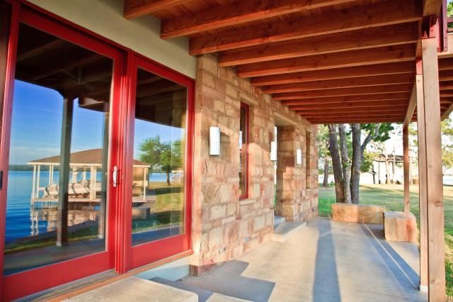 Exterior Spaces contemporary-patio