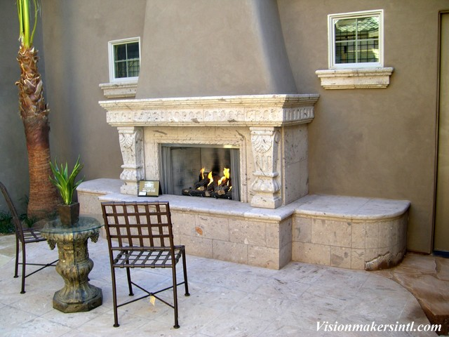 Patio  phoenix  by Visionmakers Custom Stone & Iron Doors 640 x 480