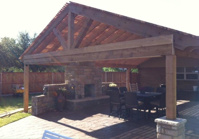 Extreme Exteriors traditional-patio