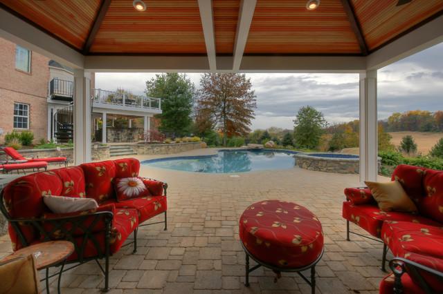 favorites traditional-patio
