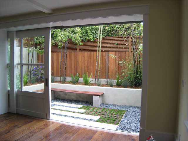 Feldman Architecture Transitional Patio
