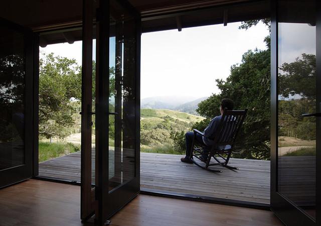 Feldman Architecture contemporary-patio