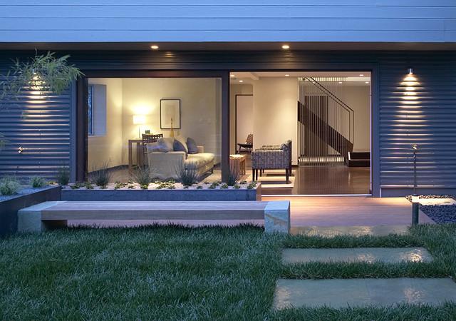 Feldman Architecture modern-patio