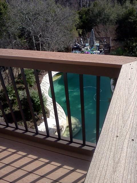 Fence, Screens, Decks, Pergola contemporary-patio