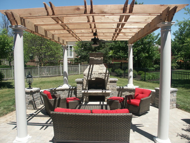 Fire features for Outdoor furniture kansas city