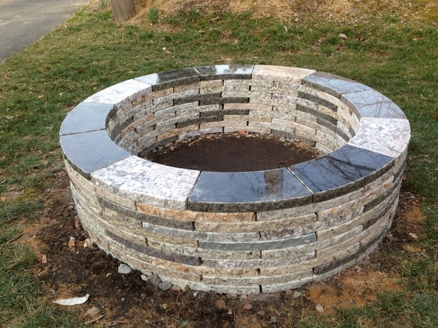 Fire Pits Fire Ring Contemporary Patio Philadelphia