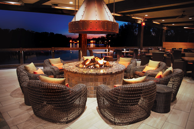firegear Built-In Products traditional-fire-pits