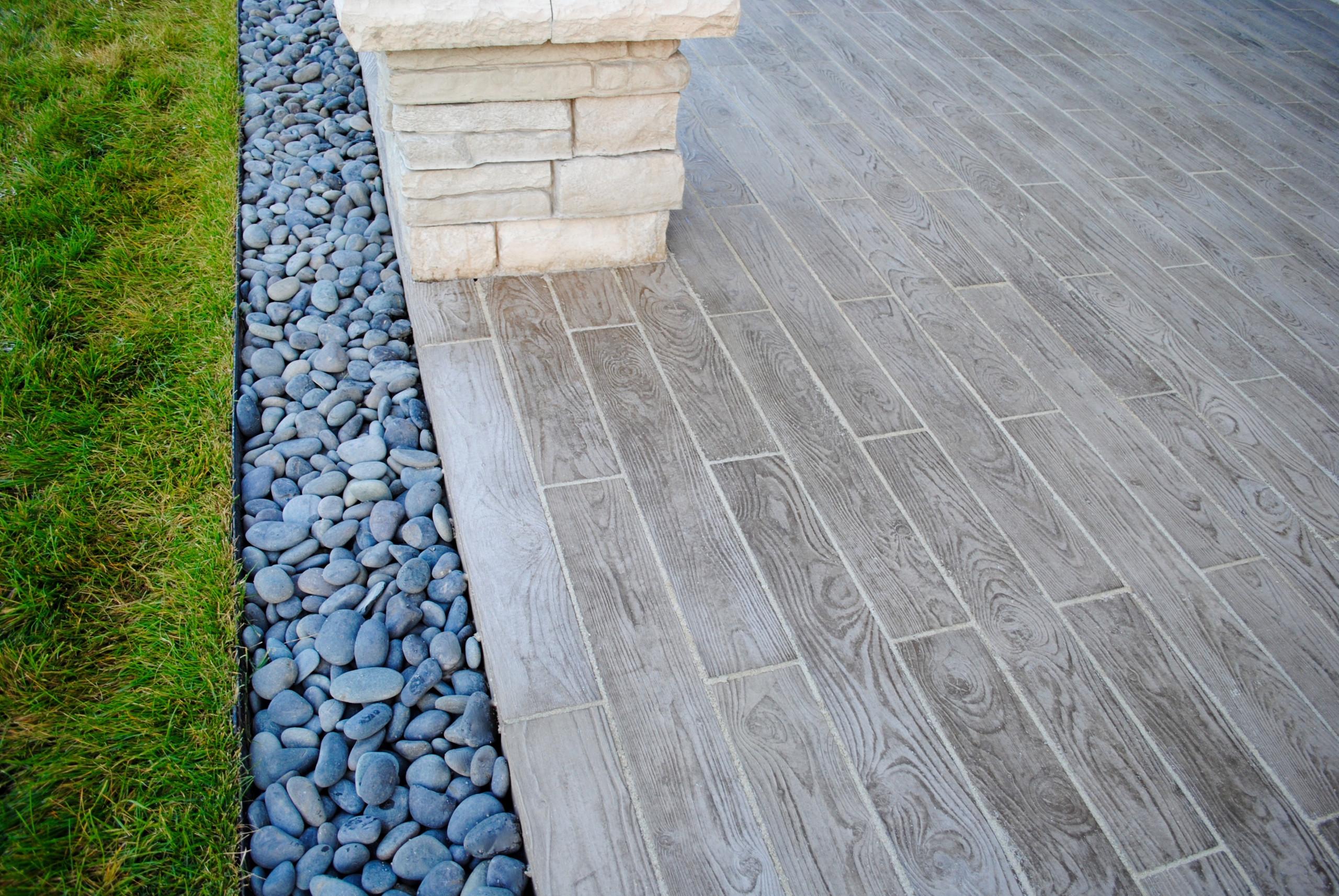 75 Beautiful White Concrete Paver Patio Pictures Ideas September 2020 Houzz