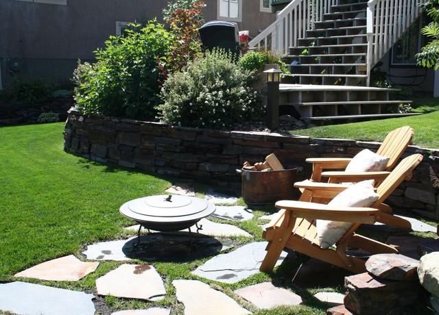 Flagstone Patio patio