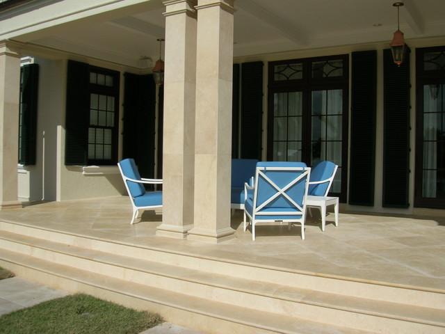 Flooring baths for Idee portico florida
