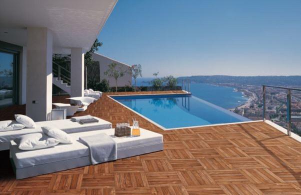Flooring for Idee portico florida