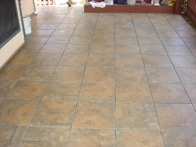Flooring Remodle Kitchen And Bath Traditional patio