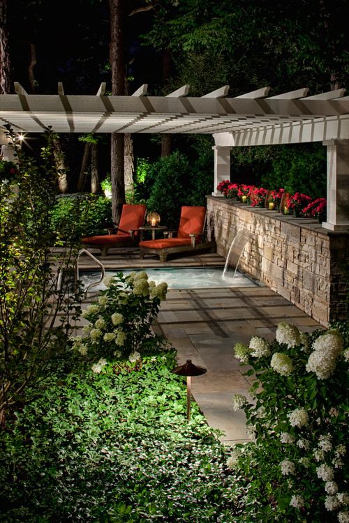 Forever Home relaxing patio