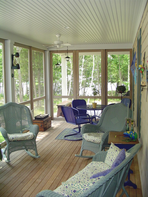 Fred Hahn, Residential Designer traditional-patio