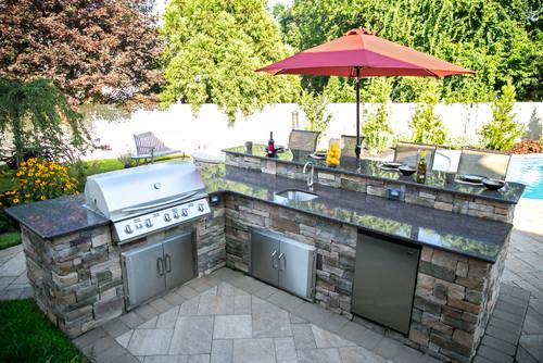 Outdoor Kitchen Designs Inspired by Summer Entertaining ...