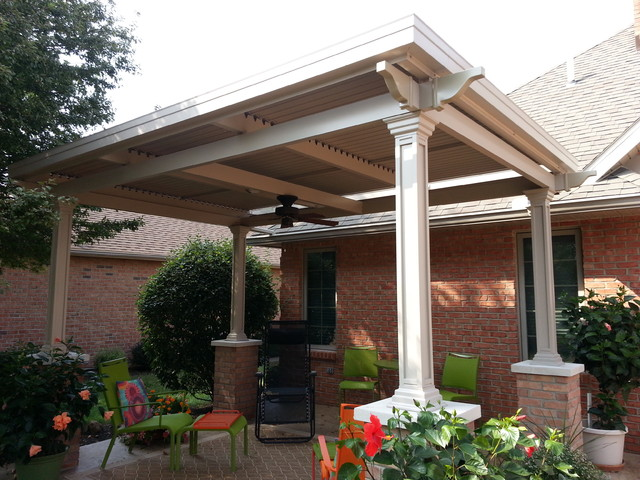 Free Standing Pergola That Opens And Closes Eclectic